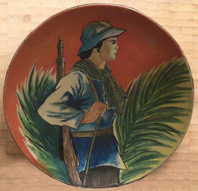 vietcong plate