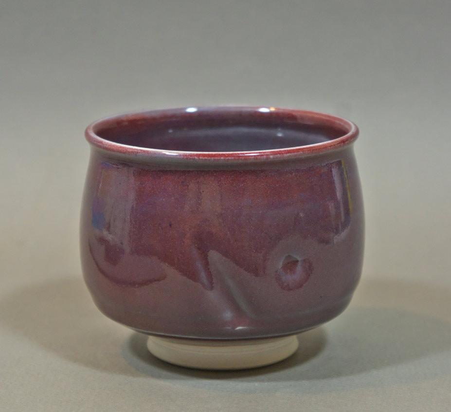 Tea bowlmade by Gordon Hutchens