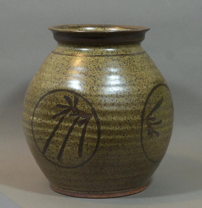 Herman Venema vase ht. 9-1/2″