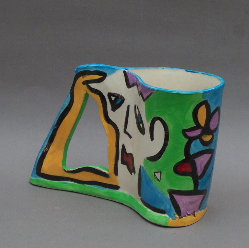 Suzy Birstein mug