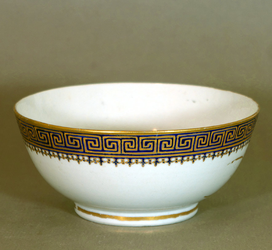 Chinese Export service - bowl